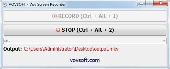 Vov Screen Recorder V2.1.0